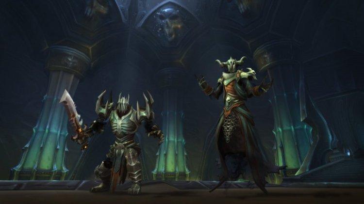 World Of Warcraft Shadowlands 1