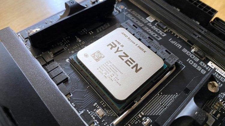 Amd Ryzen 5 5600X 5