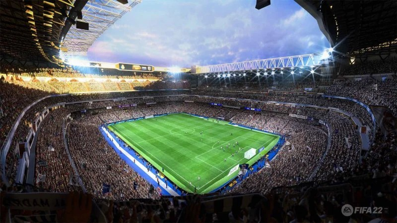 FIFA 22, a look at the stadiums.