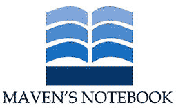 Maven's Notebook logo
