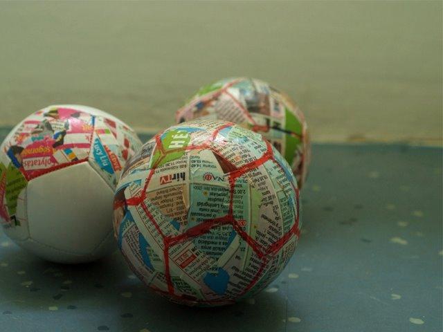 Műsorújság labda 009