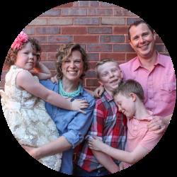 Sauter Family Photo