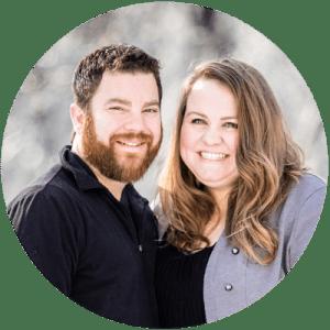 Jason and Betsy Patrick Headshot