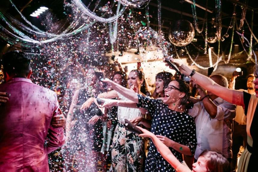 venčanje konfete