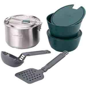 Набор для приготовления пищи туристический Stanley Adventure (1.5л)