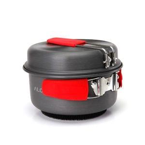Набор посуды Alocs CW-S07 PRO (кастрюля 1.7л сковорода-крышка 19см)
