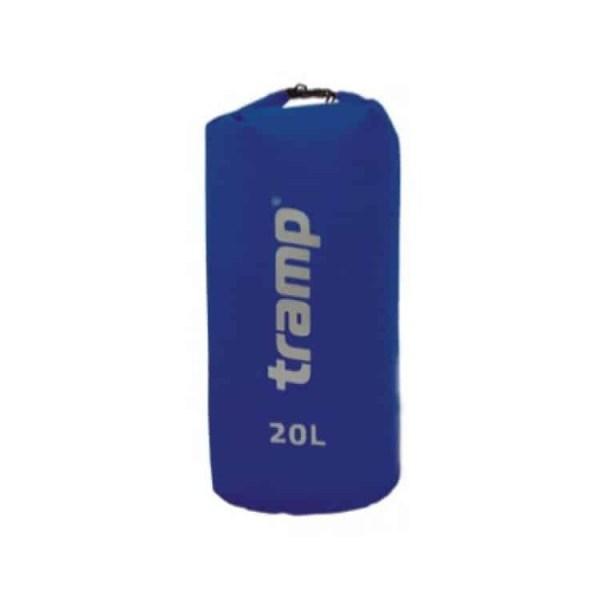 Гермомешок Tramp PVC 20л синий