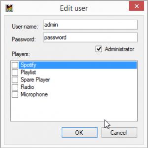 Create remote Administrator