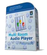 Multi Room Audio Player boxshot