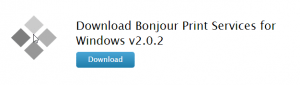 Download Bonjour Service