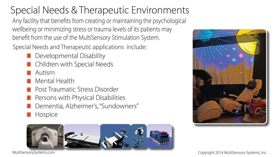 Special Needs & Therapeutic