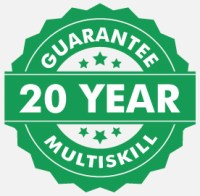 20 Year multiskill guarantee