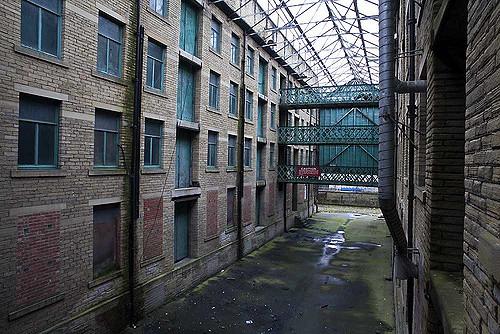 Conditioning House, Bradford