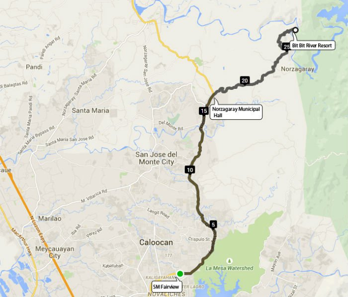 ms_biking_hilltopbulacan_route map
