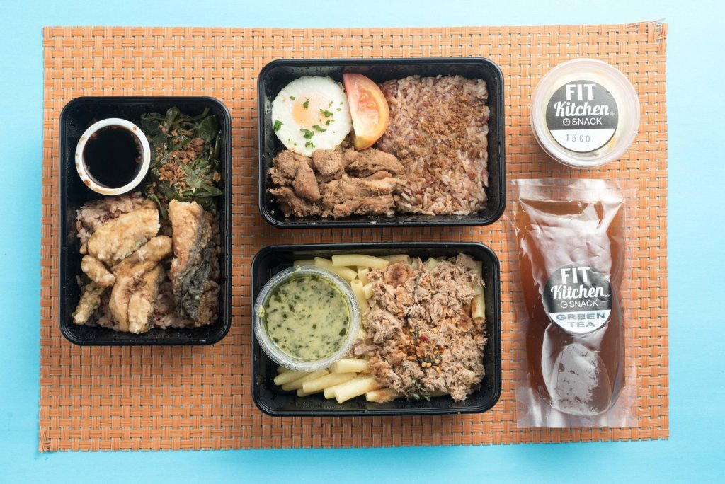 Meal Plan Provider FIT Kitchen