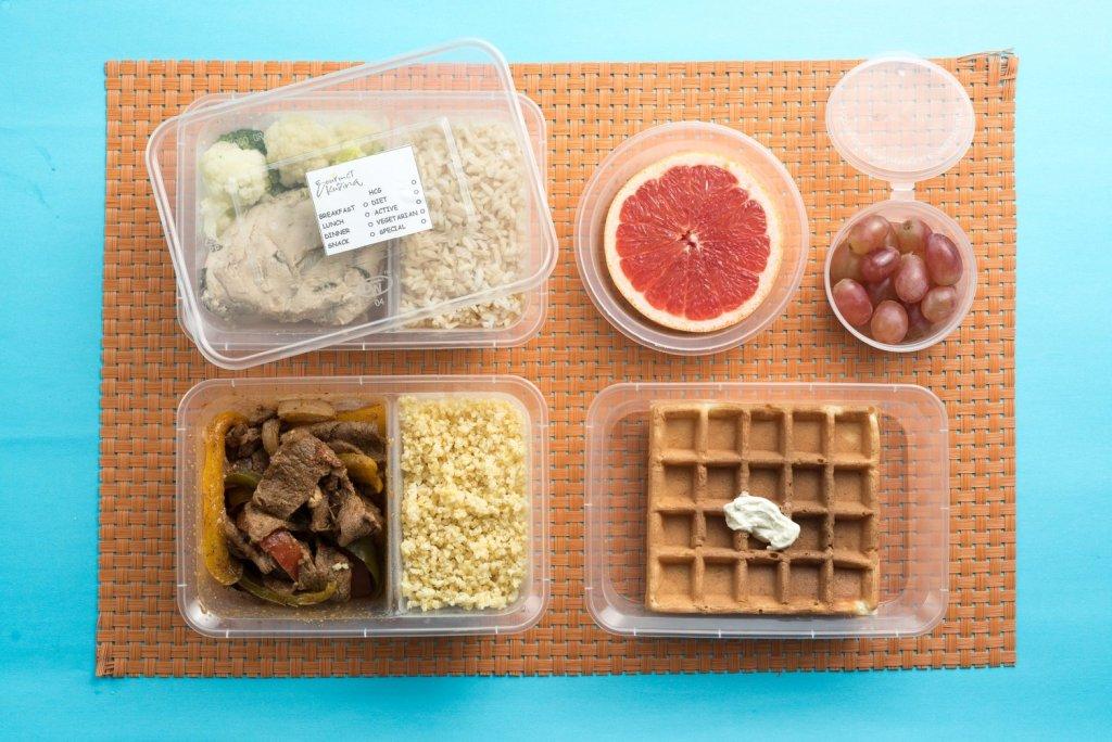 Meal Plan providers Gourmet Kusina