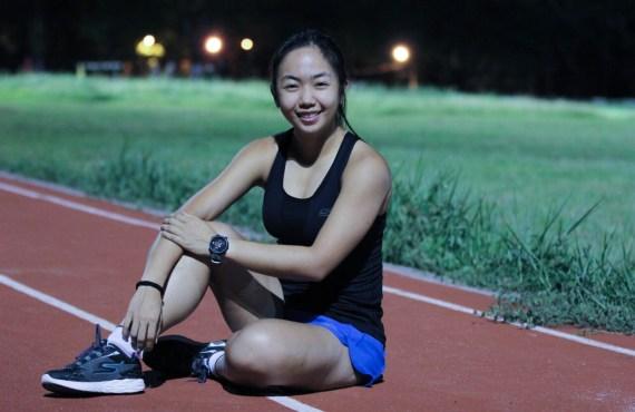 How to Run Like Lauren Lim