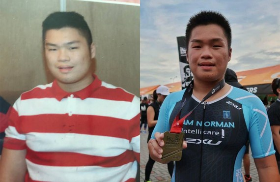 transformation tuesday vince ang