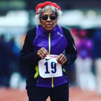"""""""Running to me is like medicine,"""" says this 102-year-old runner"""