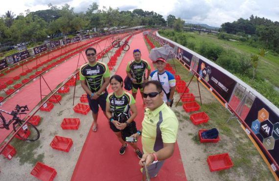 Meet the Davaoeño Family Taking on Triathlon Together