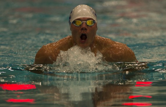 The Basics of Breaststroke