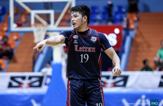 A farewell letter to the Letran Knights