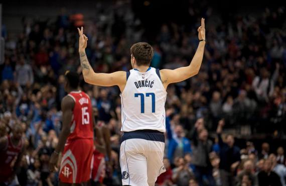 Halleluka: The Mavs rookie is impressing us more than ever…