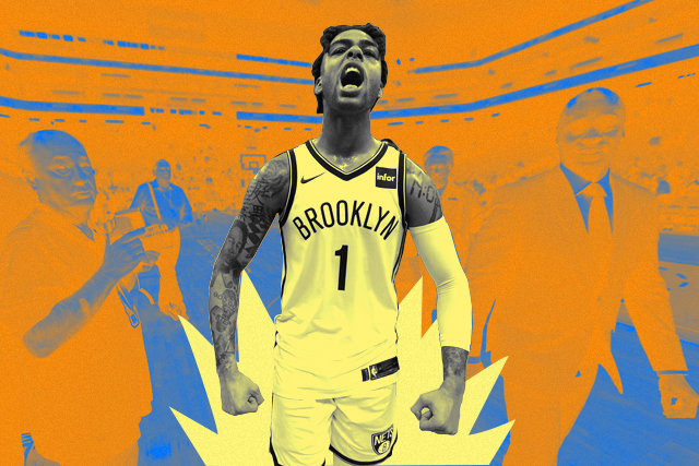 D'Angelo Russell's career-best season has taught us all a life lesson