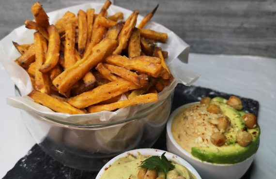 Recipe: The healthiest fries you could ever make