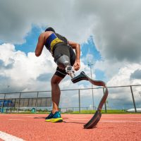 Paratriathlete Manny Lobrigo gets even with his disability