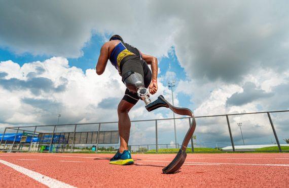 Paratriathlete Manny Lobrigo gets even with his disability