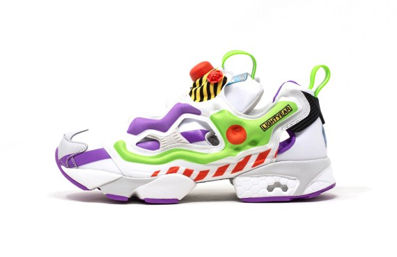 Look: Reebok releases Toy Story 4 sneakers