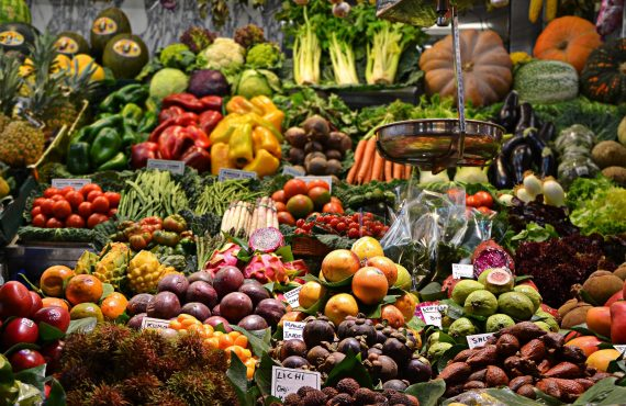 Not eating enough fruits and vegetables can kill 1 in…