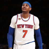 Does Carmelo Anthony deserve another shot in the NBA?