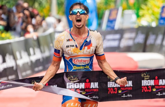 Reed, Steffen win in Cebu; Huelgas makes 70.3 breakthrough