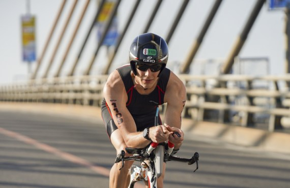 ironman athlete biking cycling