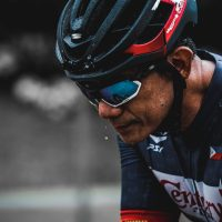 A torn rotator cuff didn't stop this triathlete from chasing his dreams