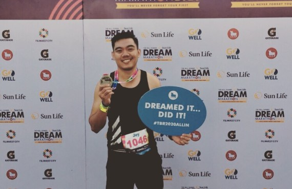 This Bull Runner Dream Marathon finisher will inspire you to…