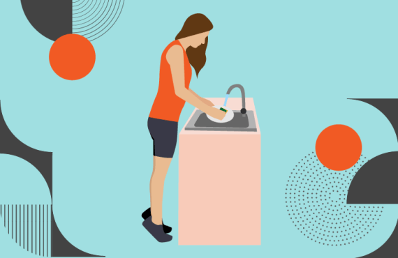 Here's how to stay on top of your household chores…