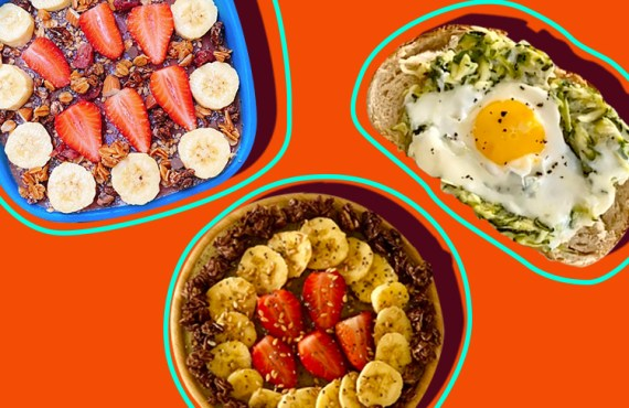 4 easy breakfast ideas to make mornings healthier