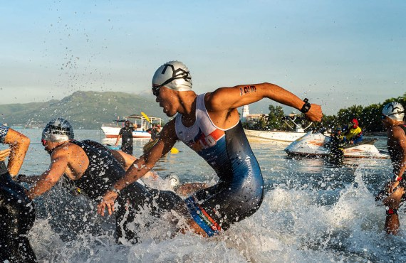 What does the future hold for Philippine triathlon?
