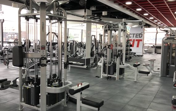 How a gym in the US prevented the spread of…
