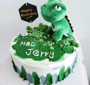dino cakes