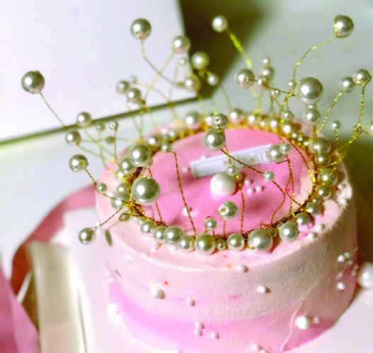 pearl cakes