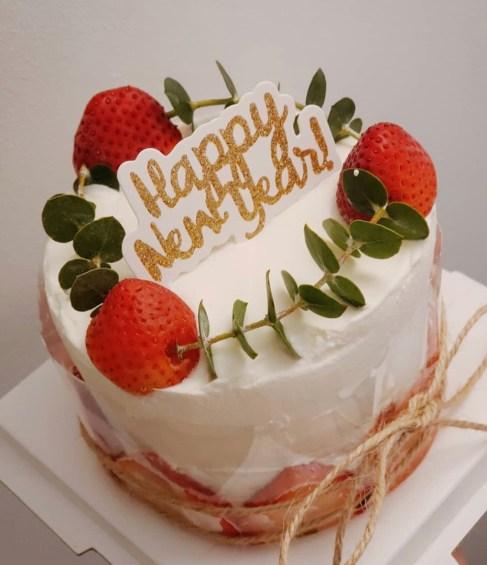 custom cake 60