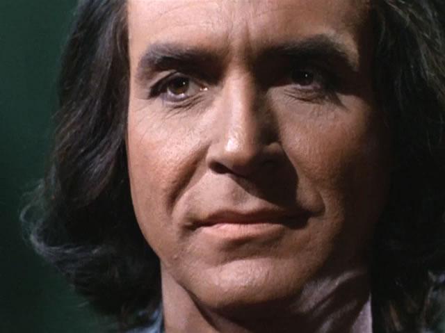 Ricardo Montalban as Khan Noonien Singh