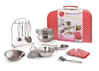 Stainless Steel Cooking Playset