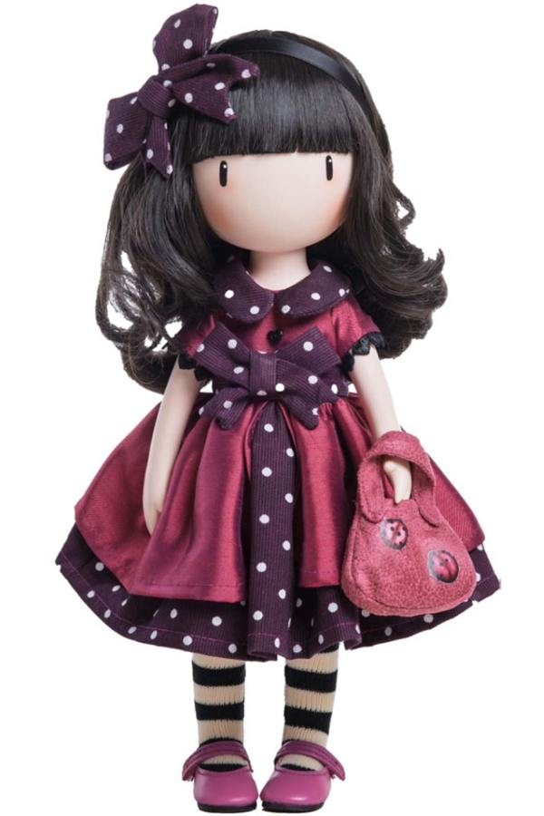 Ladybird---Gorjuss-Of-Santoro-Doll