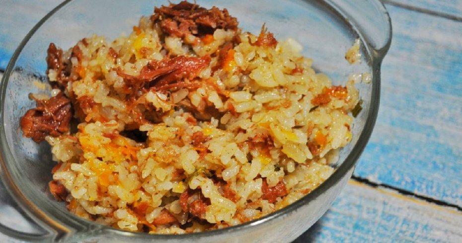 riz étuvé - 160 g;