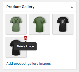 Remove products